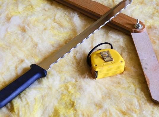 Insulation Tool and Material